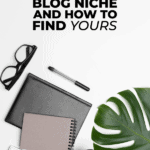 Why you need a blog niche and how to find yours