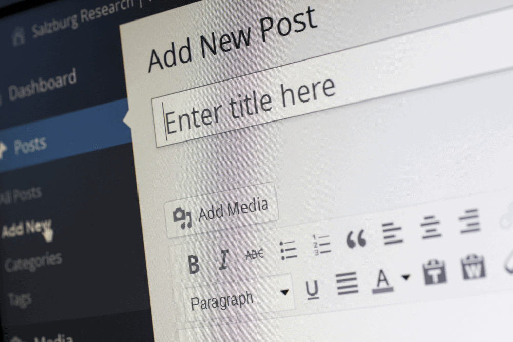How to make clickable blog post titles