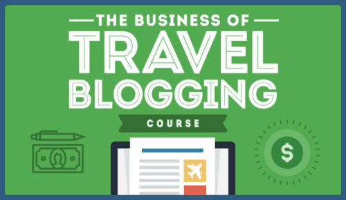 The business of Travel Blogging Course by Nomadic Matt at Super Star Blogging - Outofthe925.com