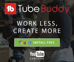 TubeBuddy YouTube SEO - Outofthe925.com