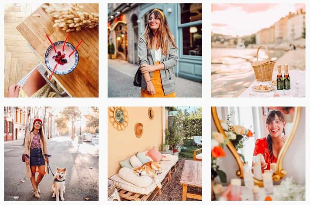Instagram feed - What Makes an Instagram Account Standout - Outofthe925.com
