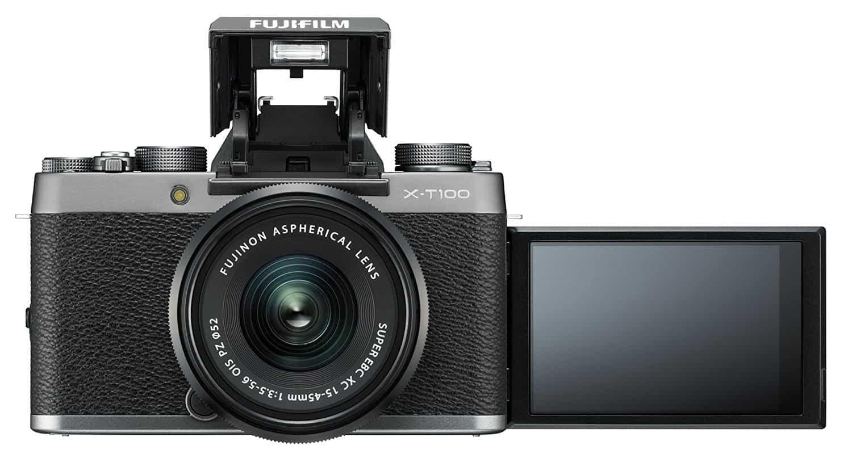 Fujifilm X-T100 - 7 Best Cameras for Bloggers - Outofthe925.com