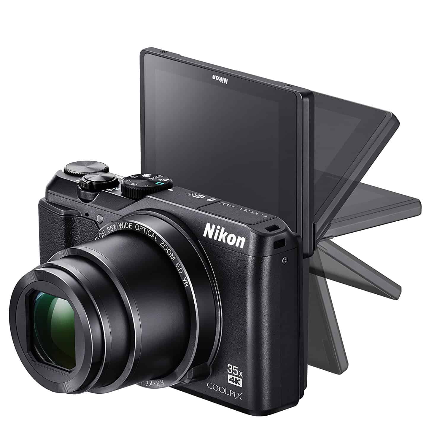 Nikon Coolpix A900 - 7 Best Cameras for Bloggers - Outofthe925.com
