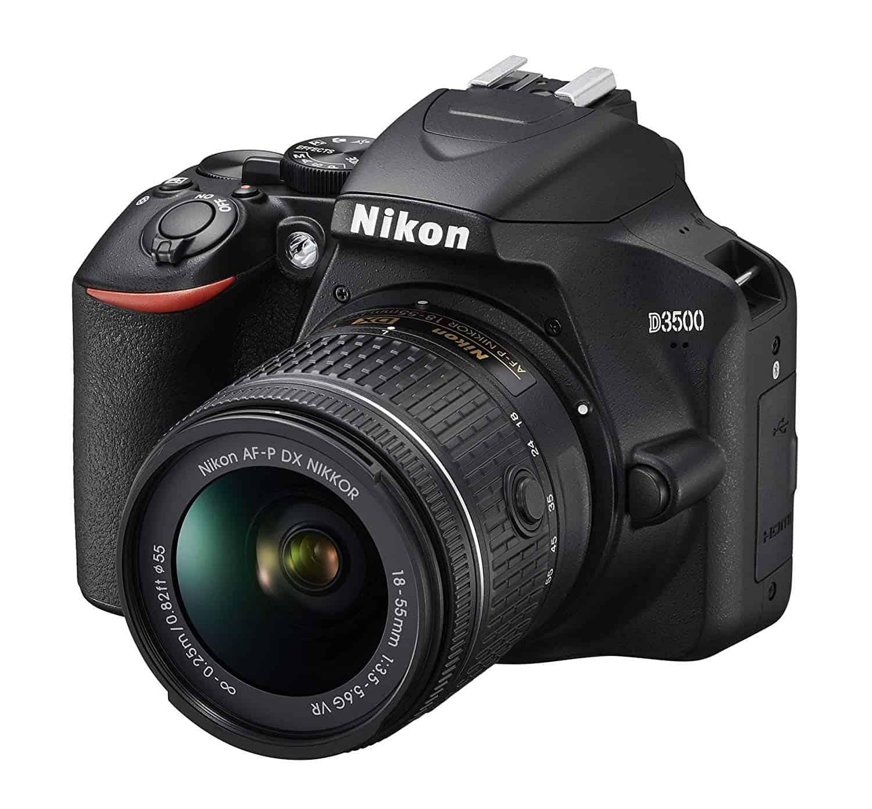 Nikon D3500 - 7 Best Cameras for Bloggers - Outofthe925.com