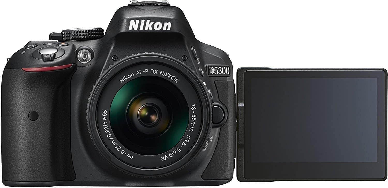 Nikon D5300 - 7 Best Cameras for Bloggers - Outofthe925.com