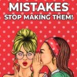 Pinterest Mistakes stop making them