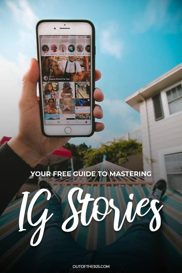 The Ultimate Guide to Instagram Stories | Out of the 925