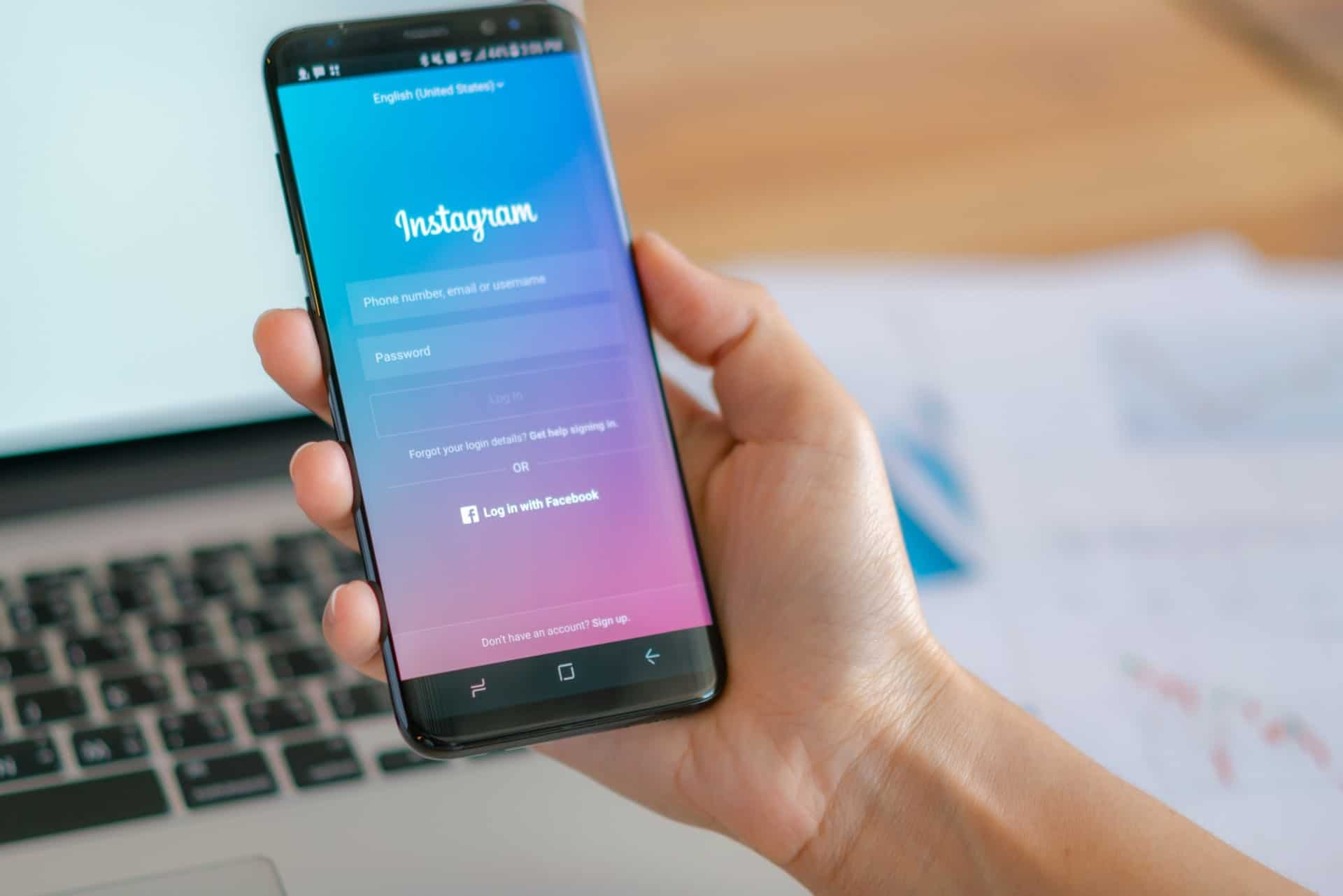 How to hide hashtags on Instagram for scheduled posts