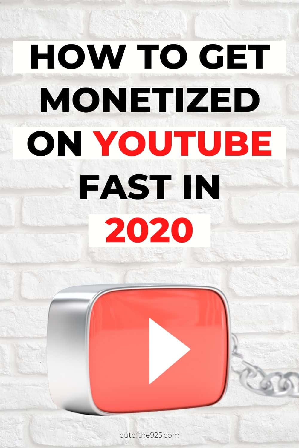 How to get monetized on YouTube FAST in 2020