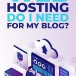 What kind of hosting do I need for my blog