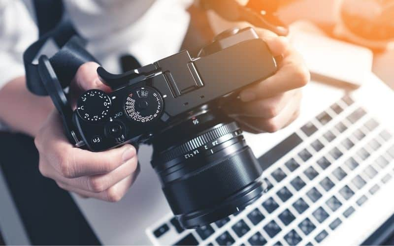 Make money online as a stock photographer